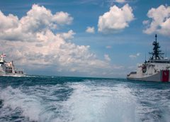 US & Indonesian Coast Guards Conduct Joint Training