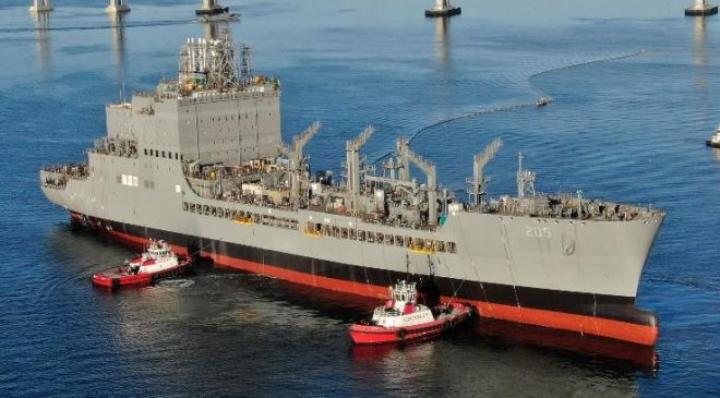Navy Next-Generation Logistics Ship (NGLS) Program: Background and Issues for Congress