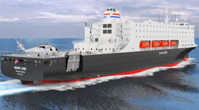 MARAD Authorizes the Construction of Two Additional National Security Multi-Mission Vessels