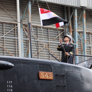 TKMS Delivers Third Submarine to Egyptian Navy
