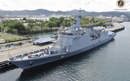 BRP Jose Rizal to join RIMPAC 2020