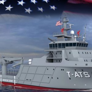 Gulf Island Awarded Contract for Two Additional Navy Tugs