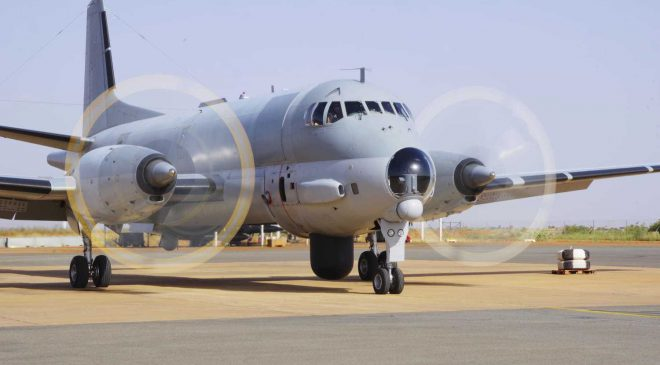 Atlantique 2 Takes Part in Operation Barkhane